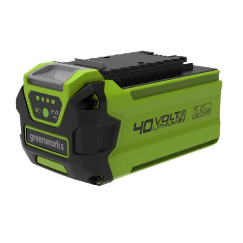 Batterie GREENWORKS Li-Ion 40V 2Ah (sans chargeur)
