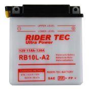 Batterie Moto RB10L-A2 Conventionnelle 12V 11Ah 120A