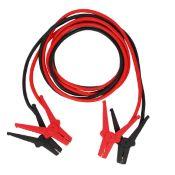 Câbles de démarrage APA 25 mm² Métal léger Longueur 3,5 m