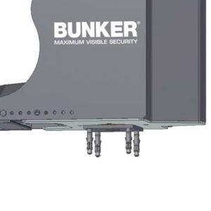 Plaque de fixation pour BUNKER PARK avec Fixation