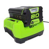 Chargeur Universel 80V pour batteries GREENWORKS