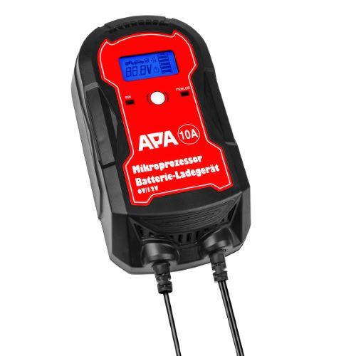 Chargeur de batterie 6V &12v 10A