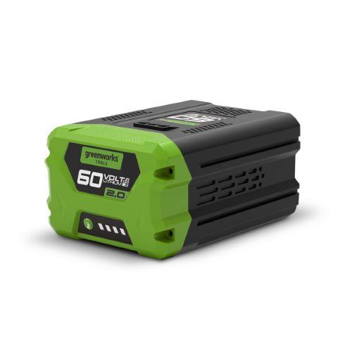 Batterie GREENWORKS Li-Ion 60V 2Ah (sans chargeur)