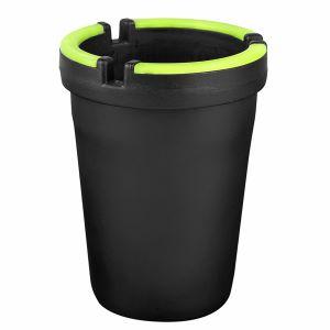 Cendrier gobelet pour voiture - Fluorescent - Réduction d'odeurs