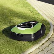 Robot tondeuse GREENWORKS OPTIMOW 10