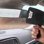 Mini Ventilateur à air chaud et froid pour voiture et caravane