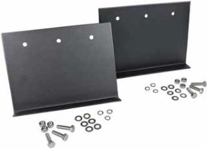 Pièce détachée Enduro : Kit de montage châssis BPW plat