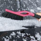 Brosse à neige et Grattoir à givre