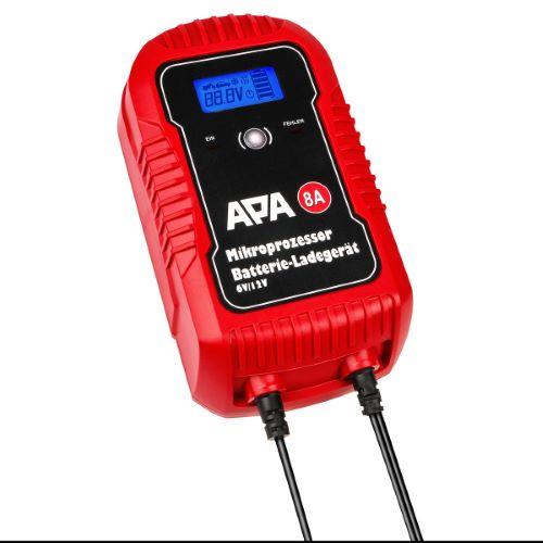 Chargeur de batterie 6V &12v 8A