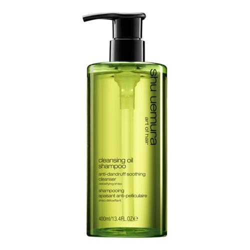 Shampooing Apaisant Anti-pelliculaire Cleansing Oil Shu Uemura 400ml