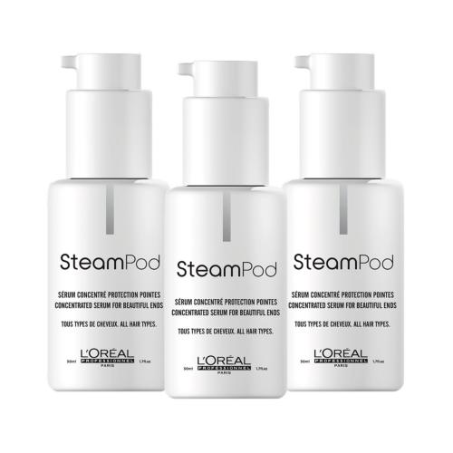 Lot de 3 Sérums Steampod 50ml