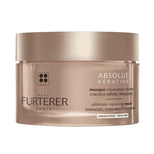 Masque Absolue Keratine Cheveux Épais Rene Furterer 200ml