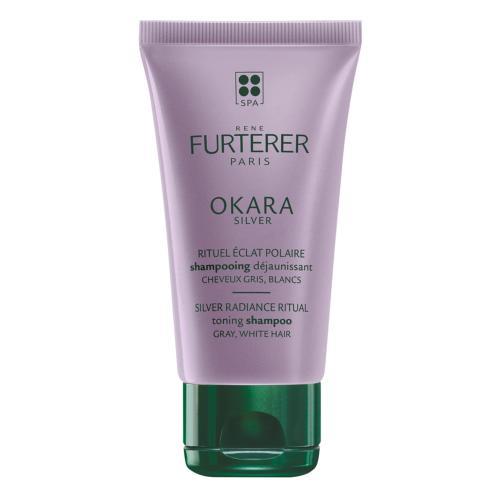 Shampooing Okara Silver René Furterer 50ml