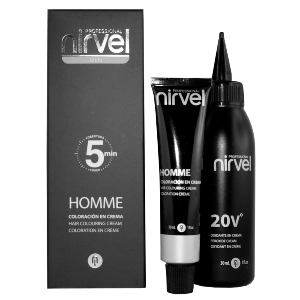 Coloration Nirvel Homme 5min - CT7 Chatain Clair