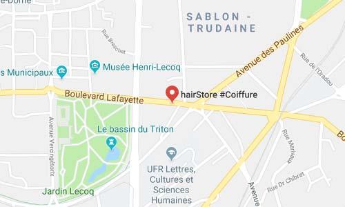hairStore Coiffure Clermont-Ferrand