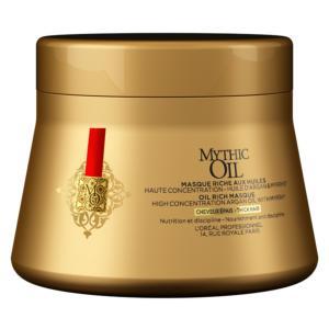 Masque Riche Mythic Oil Cheveux Épais 200ml