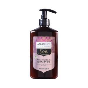 Shampooing Protéine de Soie Arganicare 400ml