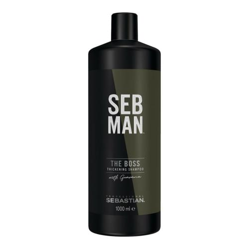 Shampooing The Boss Seb Man 1000ml