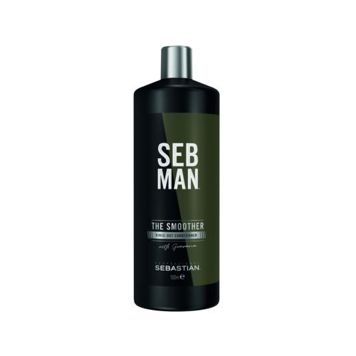 Conditioner The Smoother Seb Man 1000ml