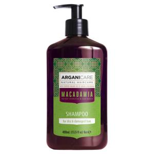 Shampooing Macadamia Arganicare 400ml