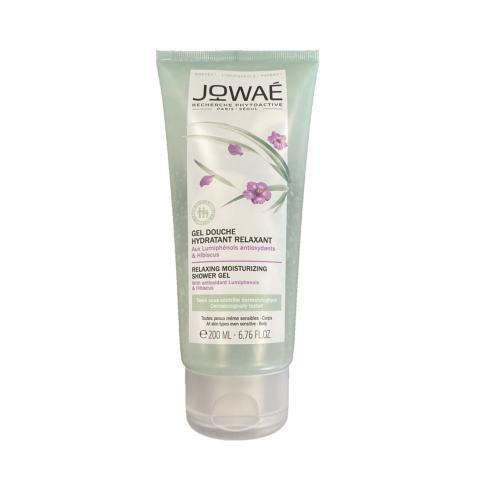 Gel Douche Hydratant Relaxant Hibiscus Jowaé 200ml