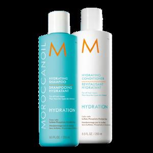 Moroccanoil : Duo Hydratant