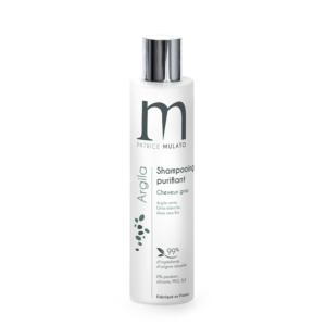 Argila Shampooing Cheveux Gras 200ml - Mulato