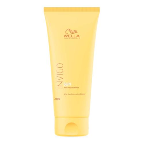 Conditionneur Invigo Express Après-Soleil Sun Wella 200 ml