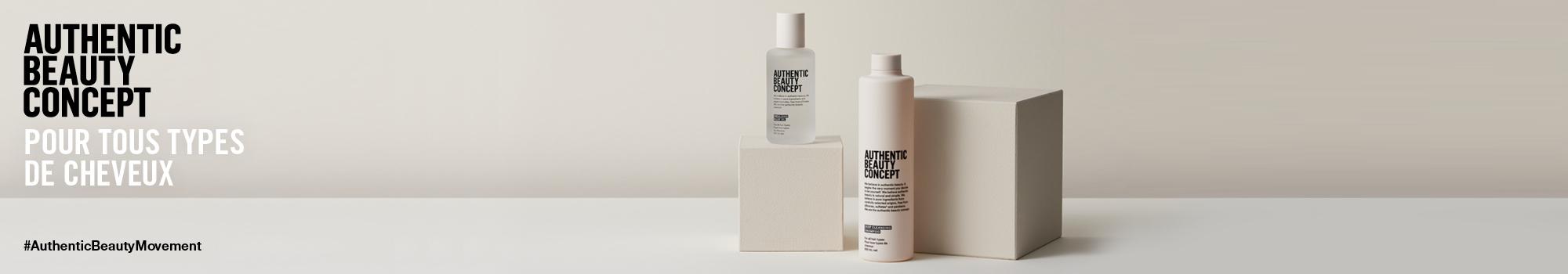 ABC Gamme tous types de cheveux Authentic Beauty Concept