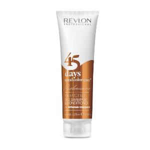 45 Days Revlon - Intense Coppers