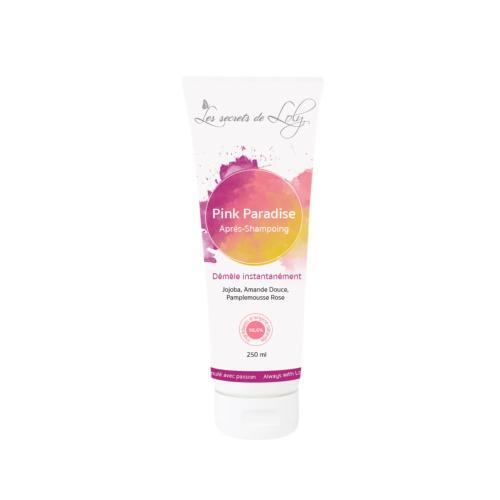 Après Shampooing Pink Paradise Les Secrets de Loly 250ml