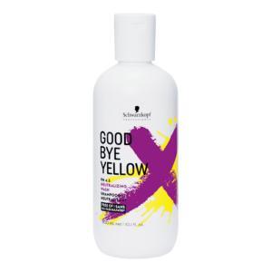 Shampooing Good Bye Yellow Schwarzkopf 300ml