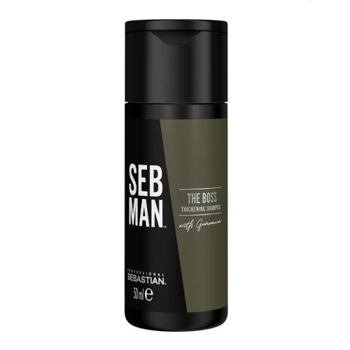 Shampooing The Boss Seb Man 50ml