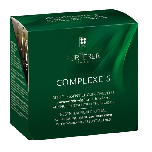 Ampoules Complexe 5 Rene Furterer x24