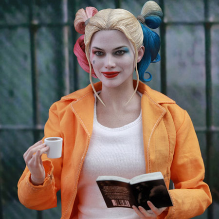 Coloration Crazy Color adoptez le style Harley Quinn !