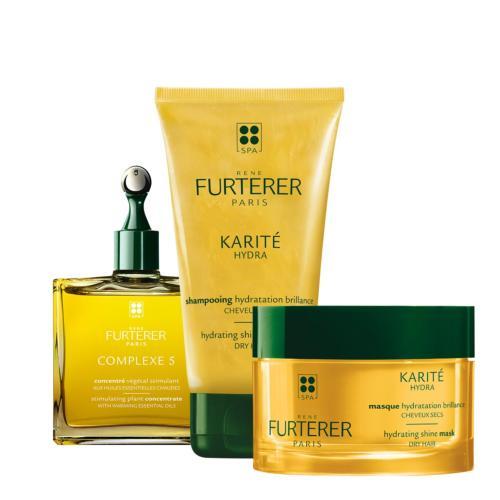 Rituel Karité Hydratation René Furterer