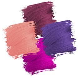 Violet Crazy Color