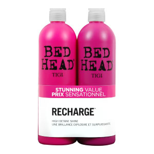 Duo Tigi Recharge : Shamp 750ml + Soin 750ml