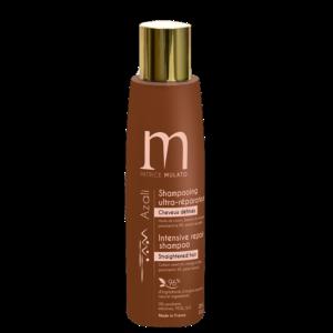 Azali Shampooing Ultra Reparateur Cheveux Defrises 200ml - Mulato
