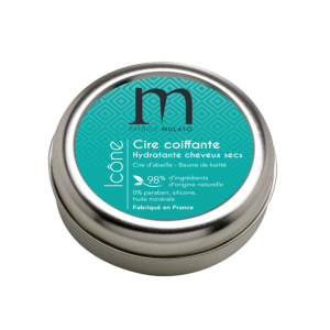 Icone Cire Coiffante 40ml - Mulato