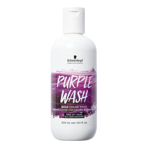 Shampooing Bold Color Wash Purple Wash Schwarzkopf 300ml