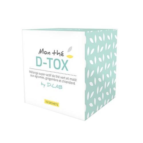 Mon Thé D-Tox 10 Sachets D-LAB