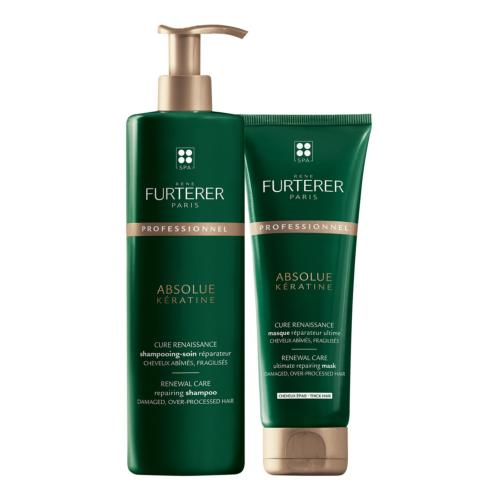 Duo Absolue Kératine Cheveux Epais René Furterer