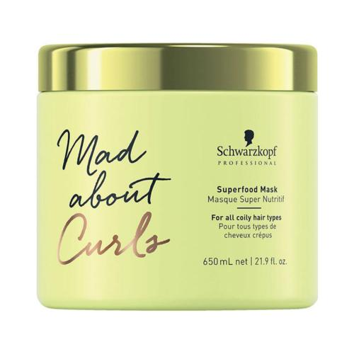 Masque Super Nutritif Mad About Curls Schwarzkopf 650ml