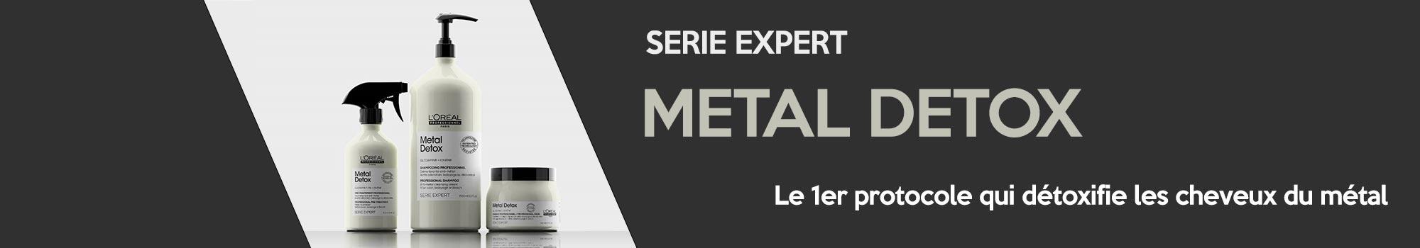 Gamme Metal Detox