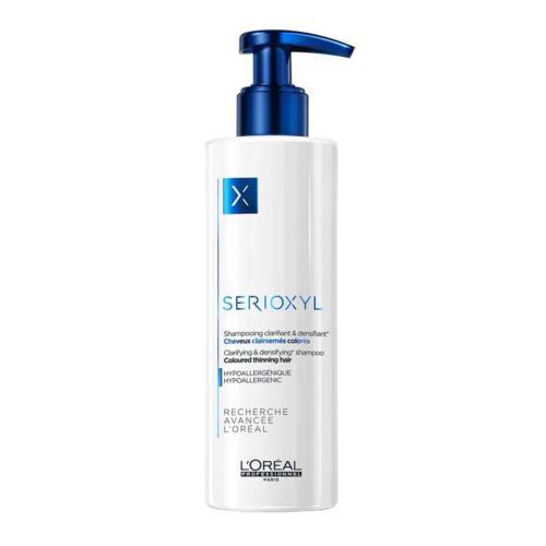 Shampooing Cheveux Clairsemés Serioxyl L'Oréal Professionnel 250ml