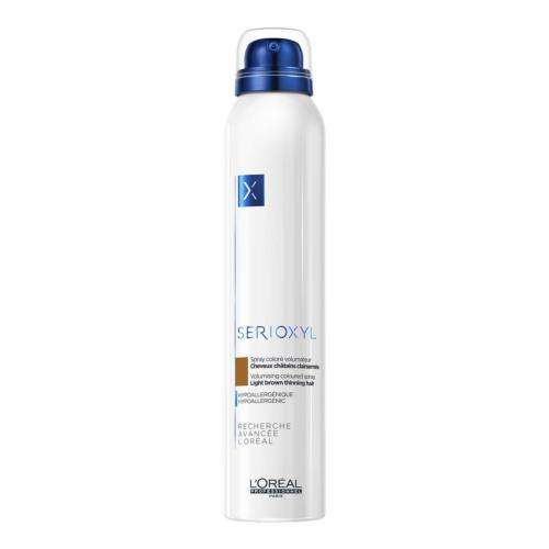 Spray Volumateur Châtain Serioxyl L'Oréal Professionnel 200ml