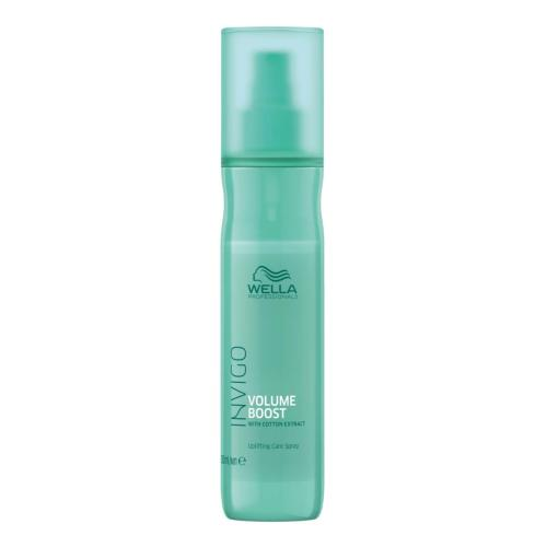 Spray Volumisant Volume Boost Invigo Wella 150ml