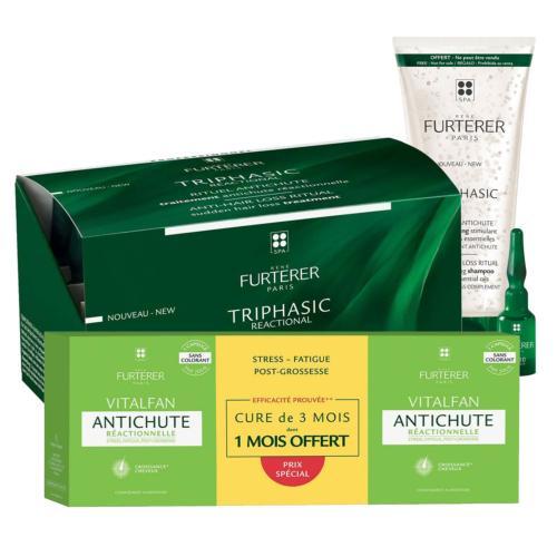 Routine Antichute Réactionnelle x24 René Furterer