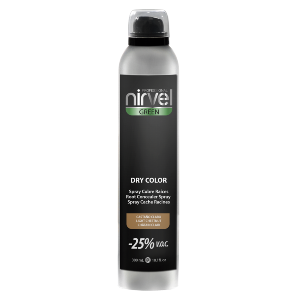 Dry Color Nirvel 300ml - Chatain Clair